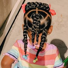 Little Girls Natural Hairstyles, Toddler Braided Hairstyles, Girly Hairstyles, Kids Curly Hairstyles, Princess Hairstyles, Wedding Hairstyles, Black Little Girl Hairstyles, Toddler Braids, Childrens Hairstyles