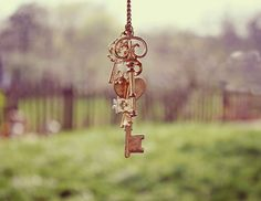 #Keys for a wind chime, perhaps?