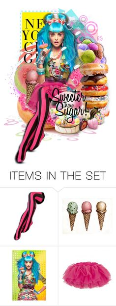 """""""The Sweet Life"""" by gailwind ❤ liked on Polyvore featuring art"""