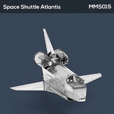Space Shutter Atlantis-Was the fourth and last space shuttle built and the last one to fly. Its first flight was October 3, 1985 and its last landing was July 21, 2011 at Cape Kennedy. During its time in space Atlantis orbited Earth 4,848 times, traveling nearly 126 million miles.