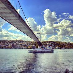 ISTANBUL, Turkey. ~ thank you Birol Bali for sharing this photo! - Balibey® @balibey Instagram photos | www.armadaistanbu… www.armadaistanbu...