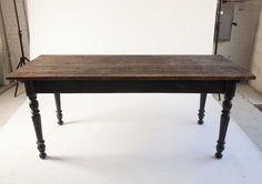 Found Vintage Rentals: Justine Farm Table