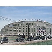 Buy Diamond Decor Yankee Stadium Artwork Canvas 24 x 32 in. (DV2003CL) at Staples' low price, or read customer reviews to learn more. #buyartforless