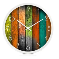 Beddinginn offers all kinds of Clock Wall.Buy reasonable price Clock Wall and you could save much money online. Rustic Wall Clocks, Wood Clocks, Diy Clock, Clock Decor, Wall Clock Analog, Wall Clock Online, Wall Clock Design, Simple Style, Wood Crafts