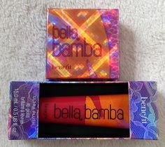 I Am Fabulicious: Benefit bella bamba    http://iamfabulicious.blogspot.co.uk/2012/07/benefit-bella-bamba.html