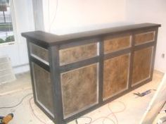 how to build a reception desk - Google Search