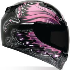 Bell Vortex Womans Monarch Pink Motorcycle Helmet