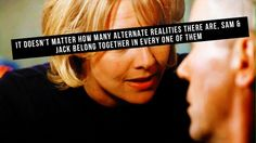 Stargate SG-1. ABSOLUTELY POSITIVELY YES!!!!!!
