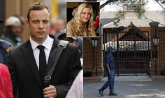 \'Oscar is here and home with his family\': Pistorius family\'s joy as he is removed from prison under cover of darkness to serve five-year sentence at uncle\'s luxury villa Sprinter Oscar Pistorius released from prison after serving just a year He was jailed for five years for killing girlfriend Reeva Steenkamp in 2013  Lawyer for Miss Steenkamp\'s parents tells MailOnline: \'This doesn\'t change how they feel. Reeva is still dead\' Athlete still faces appeal to upgrade charge to murder…