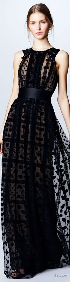 Marchesa Notte Fall 2016 Ready-to-Wear Fashion Show