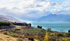 http://www.printedart.com/content/lake-pukaki-0  Howard Mitchell: Lake Putaki  Available with acrylic finish for a float-on-the-wall display in sizes up to 90 x 52 inches.