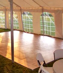 12x12 portable dance floor $100 | wedding and event items | pinterest