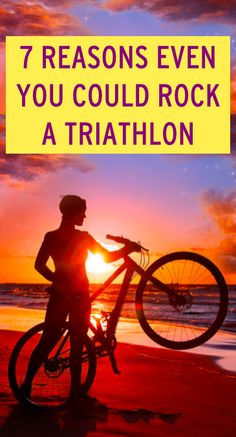 7 things to know before training for a triathlon
