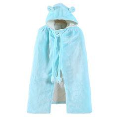 Autumn Winter Hooded Baby Blankets Super Soft Thick Bathrobe Cloak Newborn Swadd for sale online Swaddle Wrap, Baby Swaddle, Baby & Toddler Clothing, Toddler Fashion, Baby Blankets, Cool Baby Stuff, Cloak, Fall Winter, Autumn