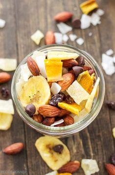美容効果やダイエットにも毎日のおやつにドライフルーツを食べよう