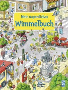 Mein superdickes Wimmelbuch: Amazon.de: Monika Portele: Bücher