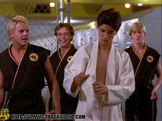 'Karate Kid' Star Robert Garrison Dead At 59 Karate Kid Actor, The Karate Kid 1984, Karate Kid Movie, Karate Kid Cobra Kai, Ralph Macchio, Robert Vaughn, Iconic Movies, Old Movies, Kung Fu