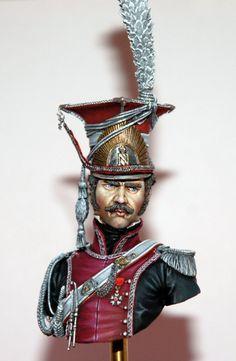 Lanciere del rgt. lancieri della guardia imperiale francese