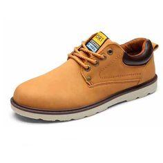 separation shoes 86092 6a68b Cuero Para Hombres, Cordones, Botas, Pisos De Cuero, Hombres De Cuero,