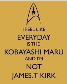 Quotable Quotes, Me Quotes, Kobayashi Maru, Stress Humor, Sci Fi Tv Shows, Star Trek Voyager, Message In A Bottle, Geek Humor, Astrophysics