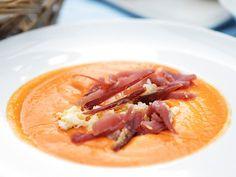 Salmorejo cordobés    http://einfach-schnell-gesund-kochen.de/salmorejo/