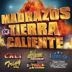 Various Artists - Madrazos Tierra Caliente