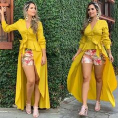 23 Dazzling Fashion Clothes for 2019 - 1 In you want to create a different atmosphere on your mind, but if you are uncertain about the mo. Women's Fashion Dresses, Skirt Fashion, Hijab Fashion, Casual Dresses, Fashion Clothes, Kurta Designs, Blouse Designs, Short Outfits, Chic Outfits