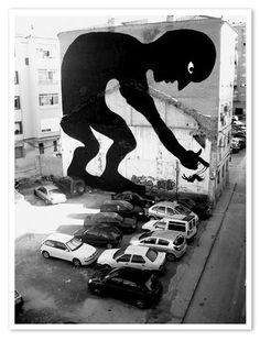 sAM3 hIPERION in street art news