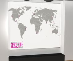 Spice4life Wall Mount