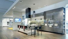 Are you looking for an Italian Modern Kitchen Design? One of the most popular brands Snaidero Italian kitchen.