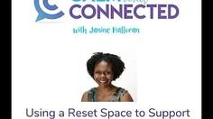 This week's episode is all about using a reset space to support social and emotional development in the classroom. We're approaching a new school year in this shifting, changing landscape of dealing with the pandemic and I've been thinking about the best way to support our kids through that. How To Handle Stress, Deal With Anxiety, Dealing With Stress, Emotional Development, Adhd Kids, New School Year, Calm Down, School Counselor, School Resources