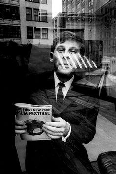Roman Polanski, 1st N.Y. Film Festival, 1963. © Jerry Schatzberg