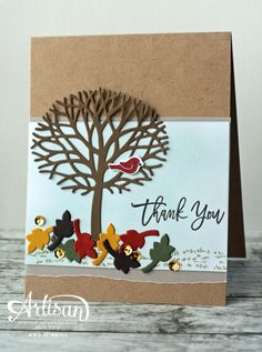 Follow this link back to see all of the fun projects from the Artisan Design Team! #stampinup #artisandesignteam #thoughtfulbranches