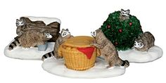 Kelkay Limited Raccoons Lemax Vail Village de Noël 3 pièc... https://www.amazon.fr/dp/B014FHHAKG/ref=cm_sw_r_pi_dp_WxcBxbKASPD3X