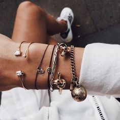 loving the bracelets