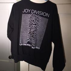 JOY DIVISION PULLOVER Medium Tops Sweatshirts & Hoodies