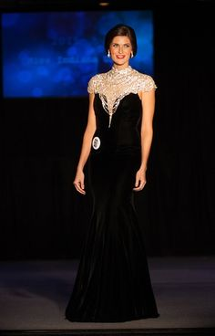 Miss Indiana USA 2015 Evening Gown: HIT or MISS? http://thepageantplanet.com/miss-indiana-usa-2015-evening-gown/