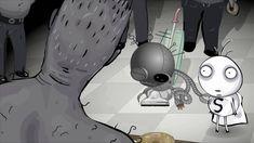 Tim Burton's Stainboy in HD - Episode 4, Robot Boy