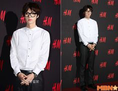 Korea Model모델 /Idol아이돌: 【NEWS】安宰賢 H&M秋季Collection Preview Party