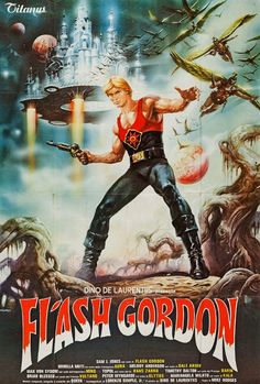 Flash Gordon posters for sale online. Buy Flash Gordon movie posters from Movie Poster Shop. We're your movie poster source for new releases and vintage movie posters. Flash Gordon, Fantasy Movies, Sci Fi Movies, Sci Fi Fantasy, Classic Sci Fi, Classic Movies, Classic Rock, Film Movie, Film Science Fiction