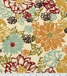 I really like this, but the yelow might be a bit mustardy Keepsake Calico Fabric-Bibi Fiesta