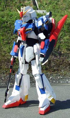 GUNDAM GUY: Gundam Cosplay: Zeta Gundam