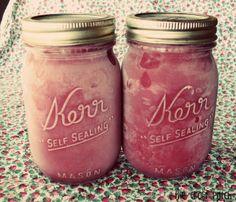 Make strawberry freezer jam... using a secret ingredient that's much cheaper than pectin!