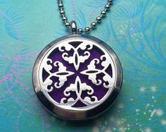 Essential Oil Diffuser Necklace Star Diffuser by SimplyMoments4
