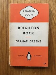 Brighton Rock - Greene, Graham Penguin, 1956 impression of this Penguin paperback edition in good condition, two pages have come free from the binding, no other markings, please see pics, PayPal accepted, any questions please get in touch.