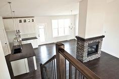 modified bi level house plans - Google Search