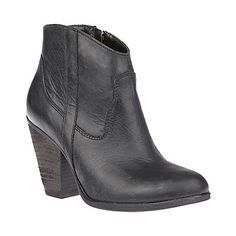 RIFFFLE black booties from Steven Madden #poachit