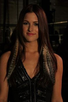 Cassadee Pope backstage. #Playoffs #VoiceYourDreams