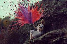 Surrealismo fotográfico y de acuarela | Pearltrees