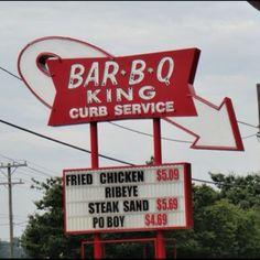 Bar B Q King - Charlotte, North Carolina